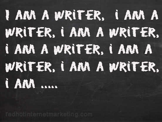 Believe It. If You Can Write, You're a Writer!