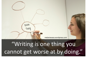 brain tracy quote on writing