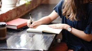be a writer kickstart course