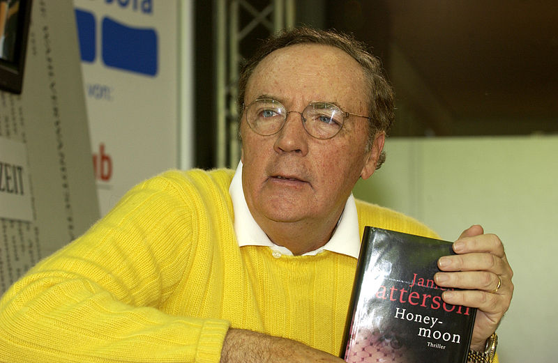 james-patterson-author
