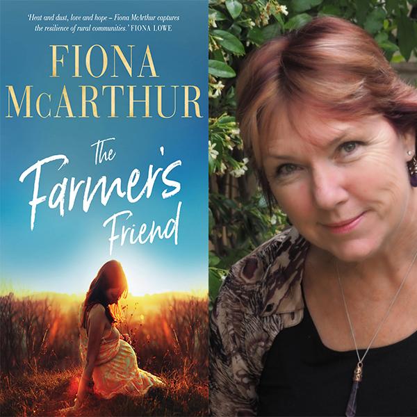 fiona McArthur - the farmer's friend